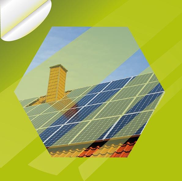 Photovoltaik platinhaus